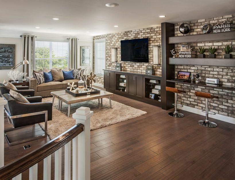 Bryn athyn loft home county house kitchen visualizer