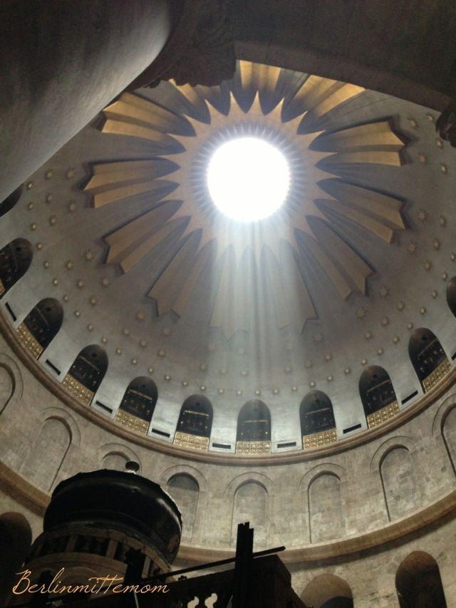 Grabeskirche, Jerusalelm. Old city of #jerusalem.