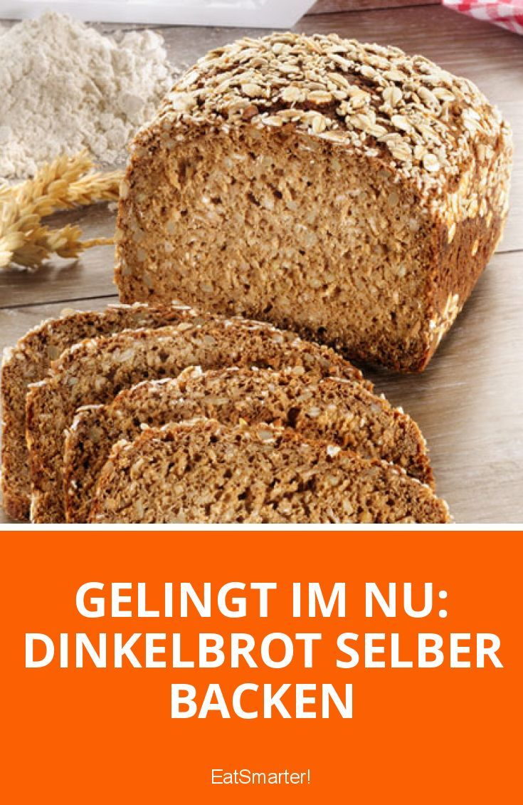 Photo of Make quick spelled bread yourself