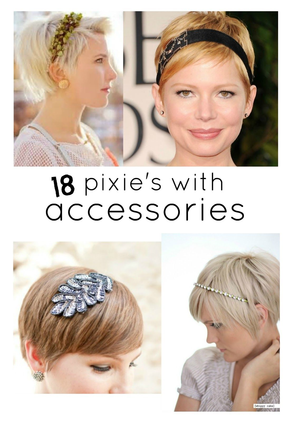Perfect pixie haircuts part pixieus with accessories a