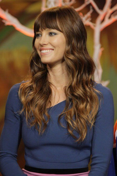 Jessica Biel ~ Appearance at The Tonight Show with Jay Leno 7/25