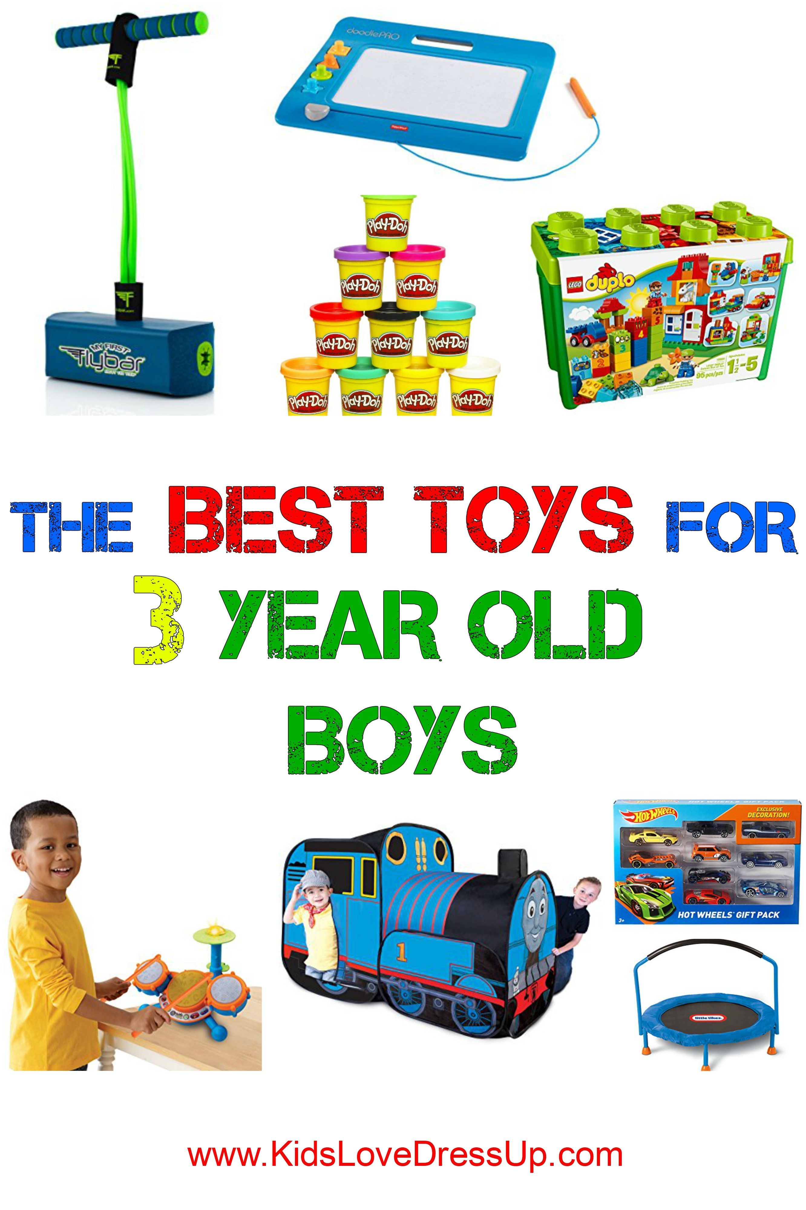 What Are The Best Toys For 3 Year Old Boys A Budget