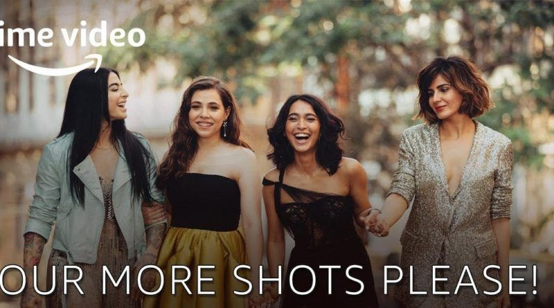 Four More Shots Please Amazon Prime Review The Opinionated