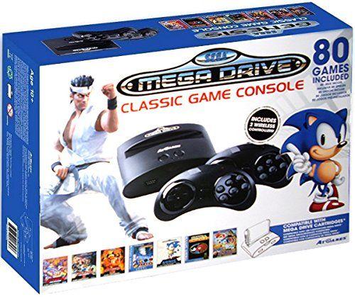 Robot Check Classic Games Retro Video Games Game Console