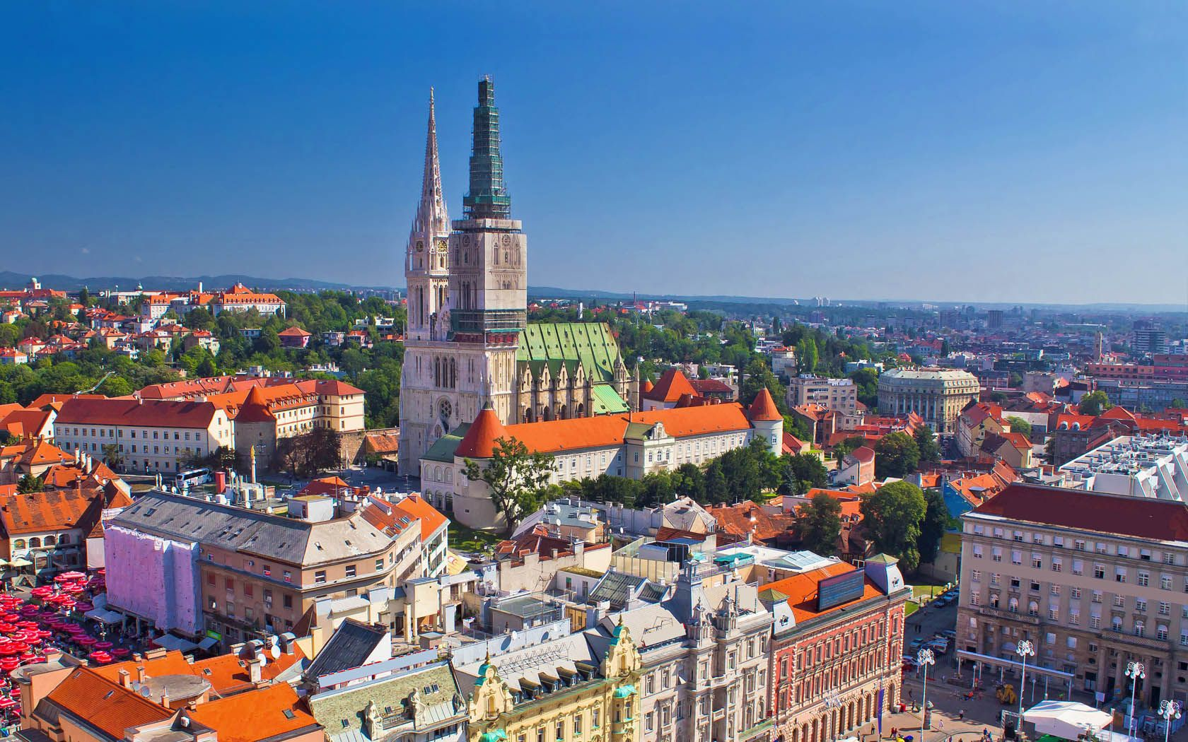 Zagreb The Great Capital Cities In Europe Romantic Destinations Croatia Tours