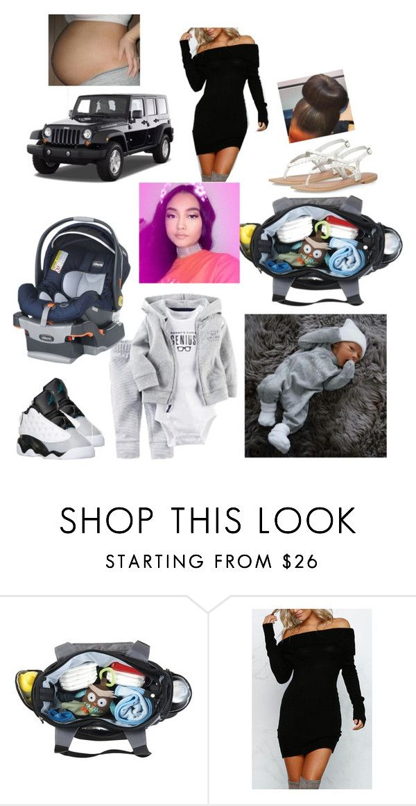 """""""going home"""" by onfleeklover21 on Polyvore featuring Carter's, CHICCO, Wrangler and Dorothy Perkins"""