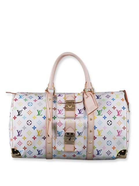 0535ead6c316 Louis Vuitton large murakami keep all