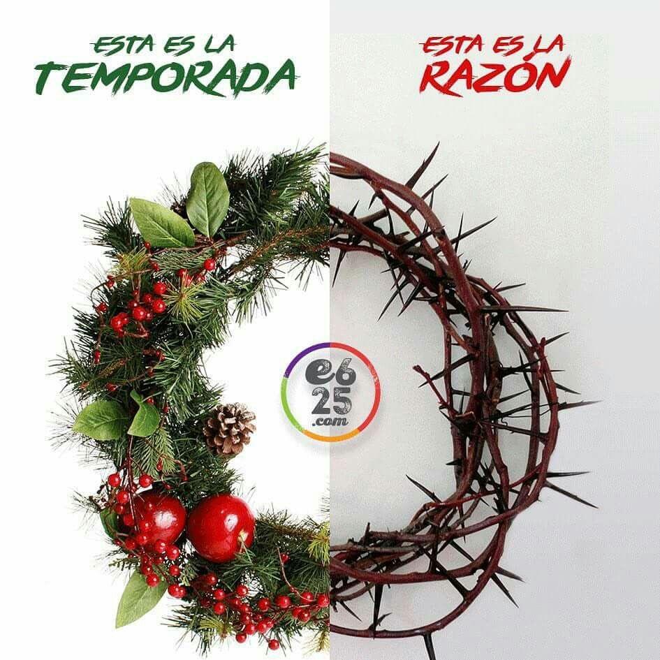 El Verdadero Significado De La Navidad Verdadero Significado De La Navidad Navidad Decoracion Navidad