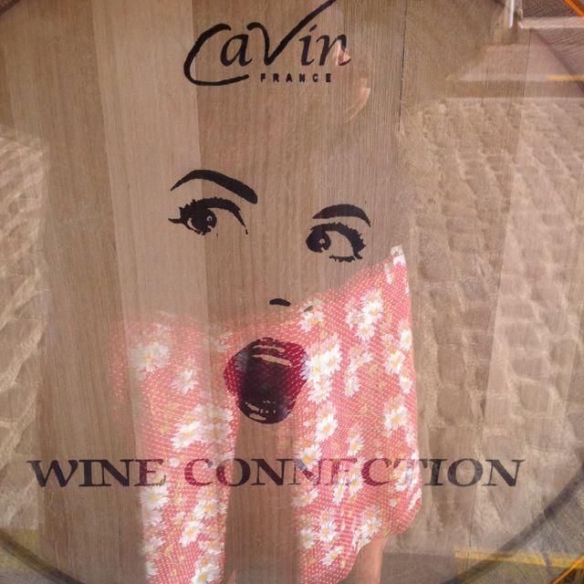 sjabloom voor deksel wijnvat