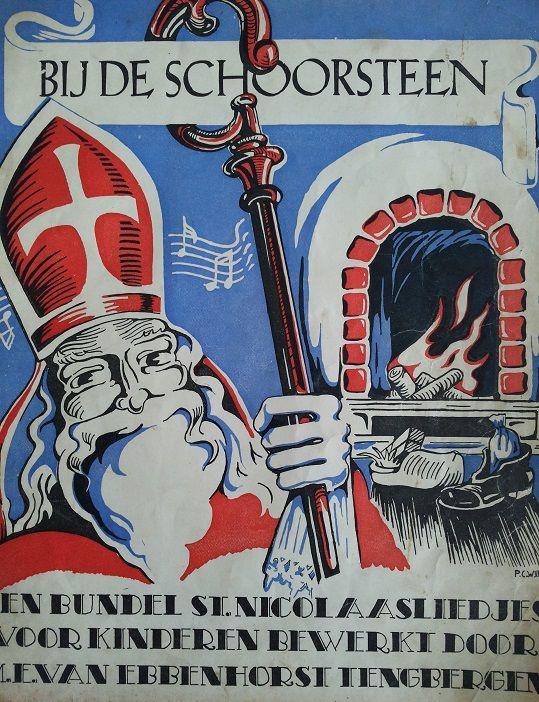 a859255cff1dc7 Sinterklaas 'liederen' illustraties | Sinterklaas - bladmuziek ...