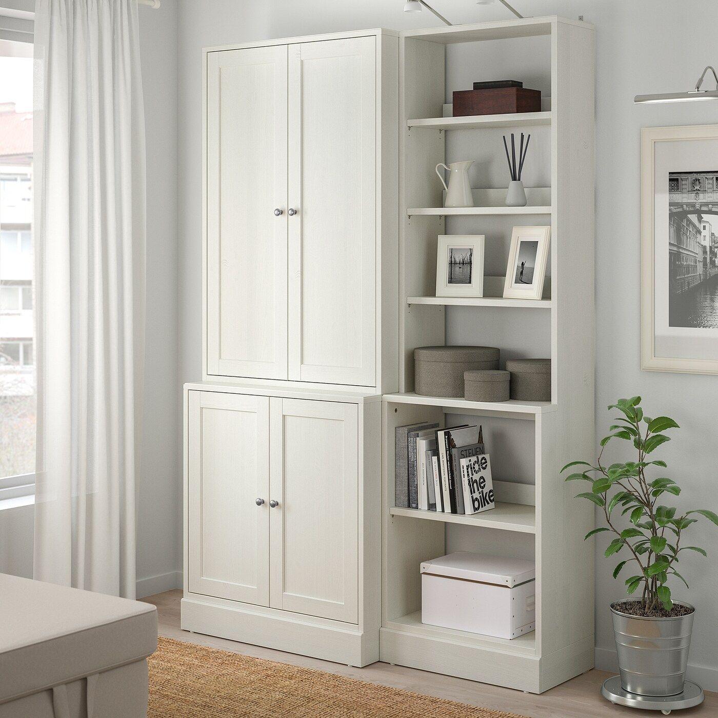 IKEA HAVSTA White Storage Combination In 2020