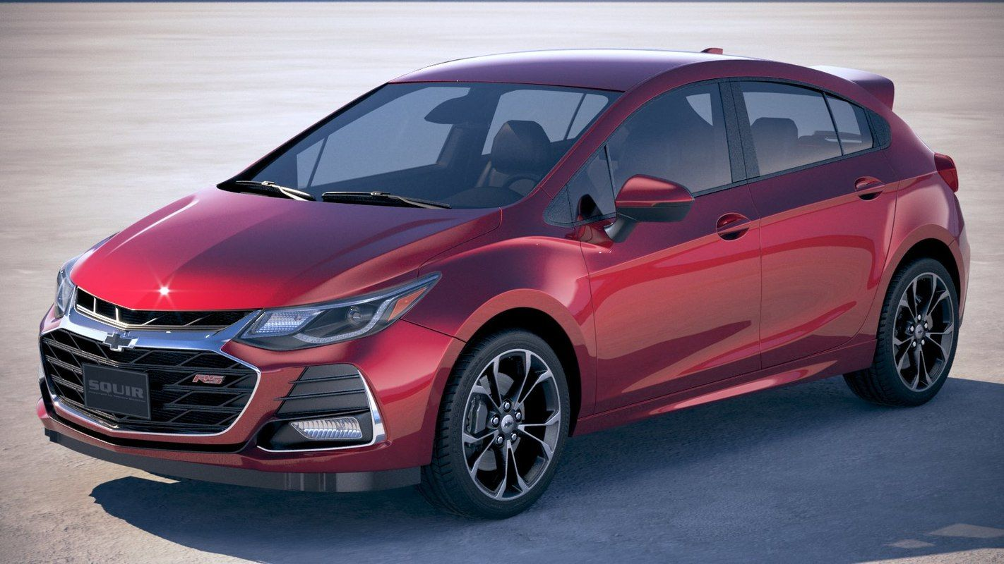 2019 Chevrolet Cruze Challenger Redesign Em 2020 Carros