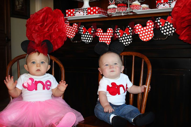 minnie micky parties Google Search party ideas Pinterest