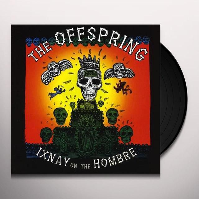 The Offspring Ixnay On The Hombre Vinyl Record Vinyl Records Vinyl Records