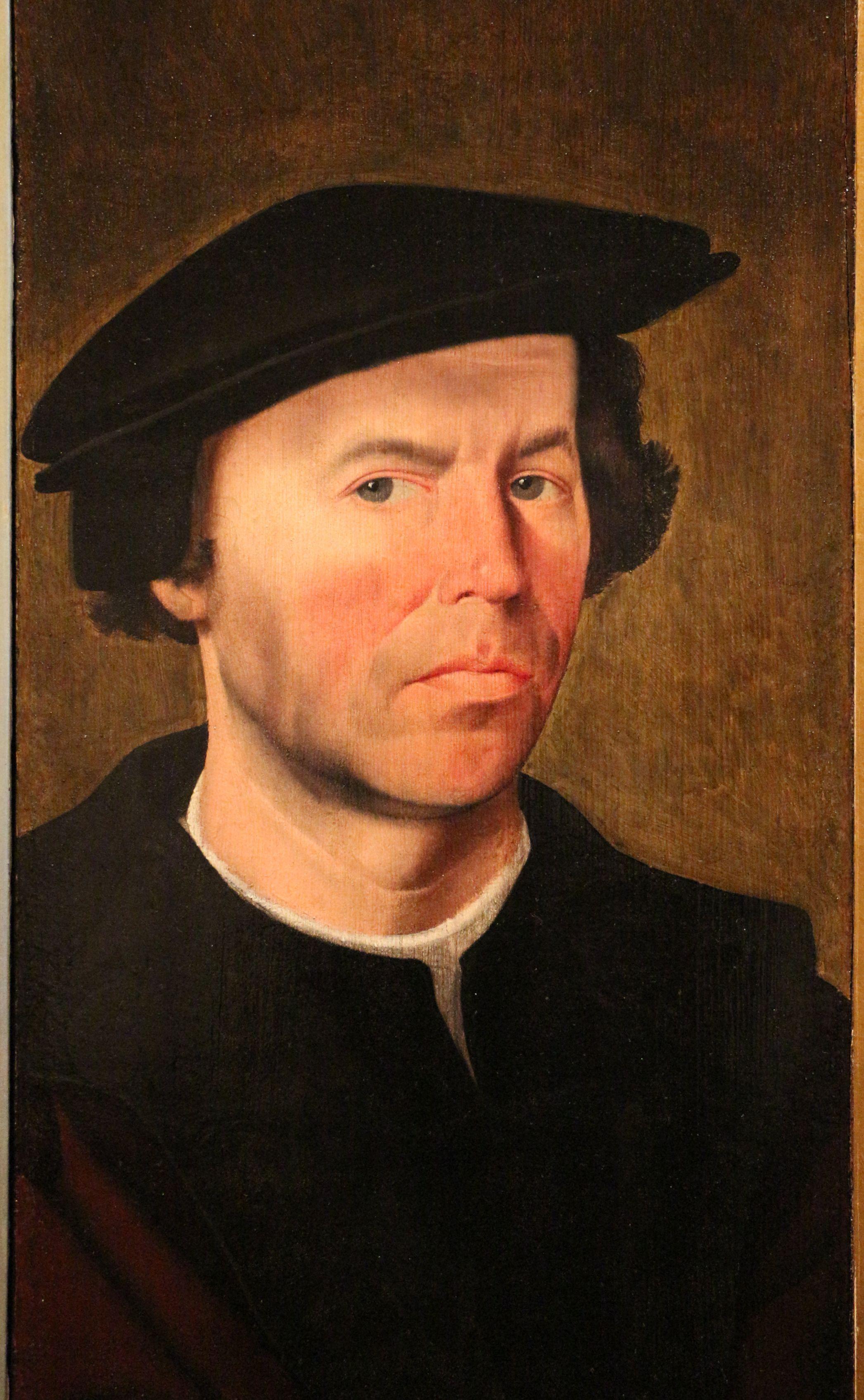 Ritratti di donatori, 1535