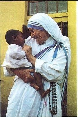 Generosidad. Mother Teresa