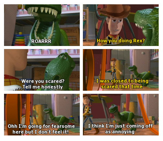 23 Hilarious Toy Story Moments That Ll Make You Laugh Every Time Toy Story Funny Toy Story Quotes Toy Story