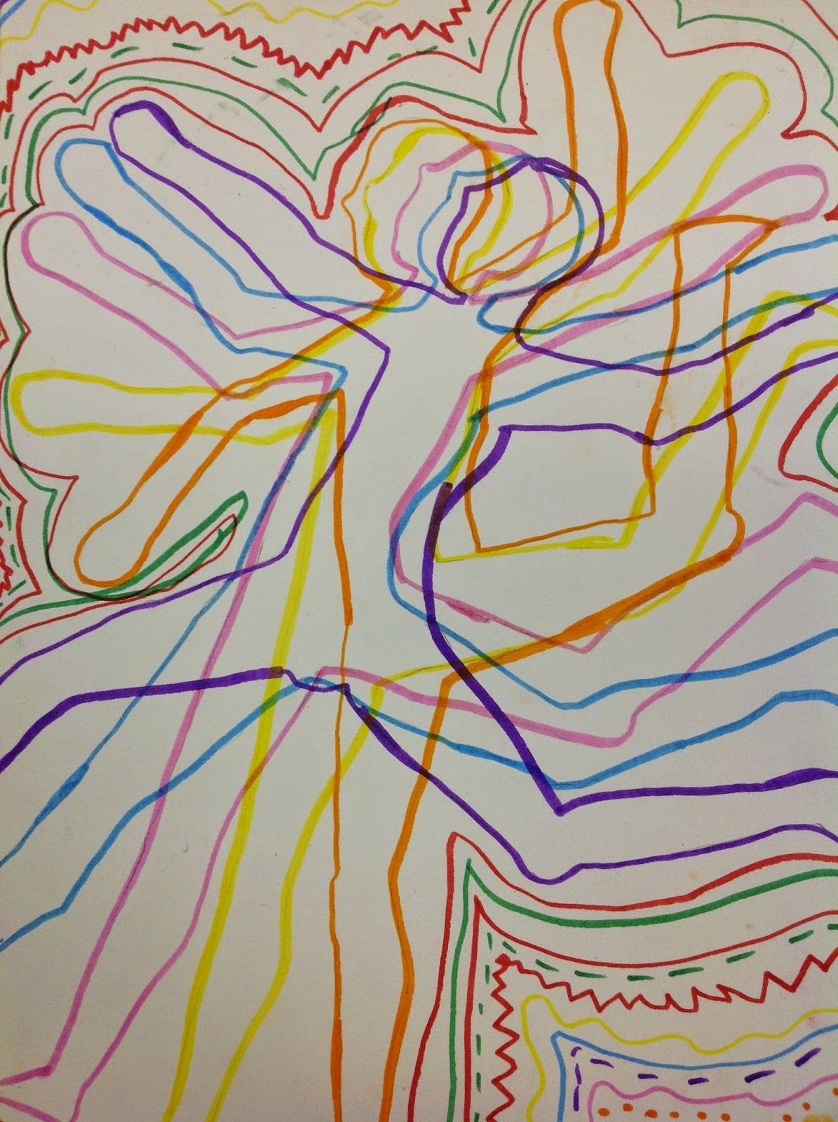 Princess Artypants Visual Arts In The Pyp Bodies In Motion Art Basics Art Lessons Elementary Art