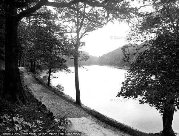 Bradford Chellow Dene 1921 From Francis Frith Places