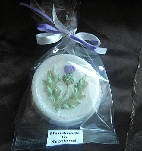 Scottish Wedding Gifts: SCOTTISH Soap Handmade In Scotland Tartan Wedding Or Hotel