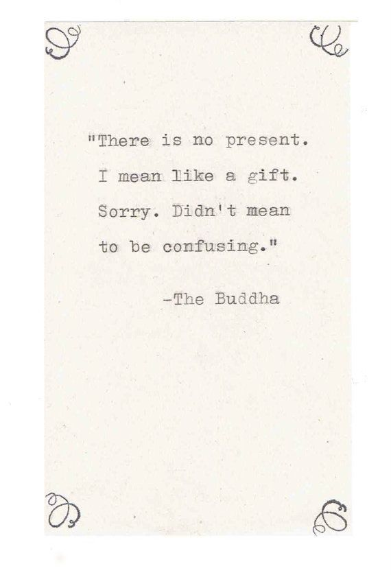 Buddha Misquote Birthday Card Funny Buddhist Humor Sarcastic Etsy Funny Birthday Cards Typed Quotes Zen Quotes