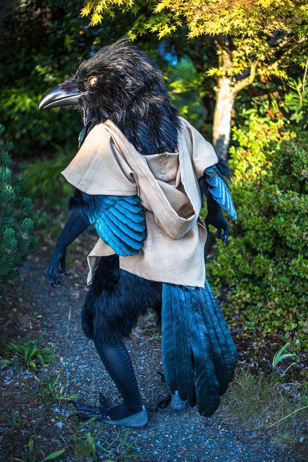 Halloween Costumes Raven