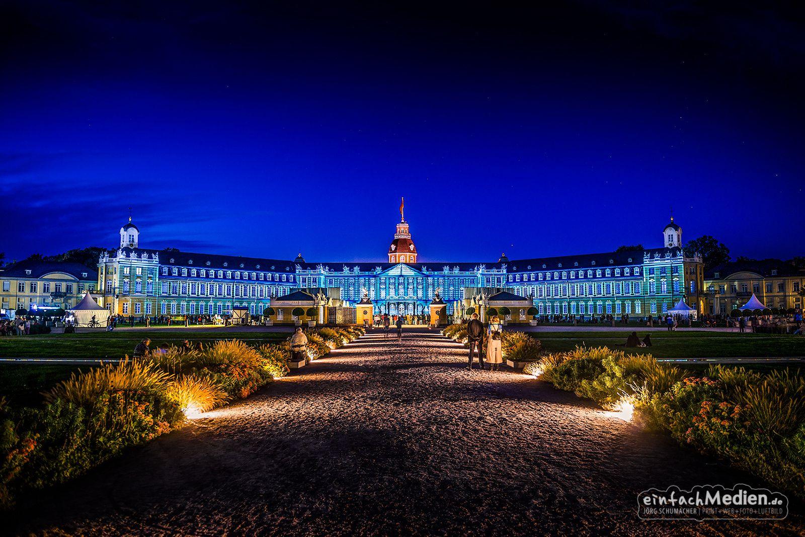 Karlsruhe Lichtshow