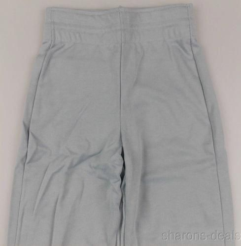 304742f3392 Russell Athletic Boy's Baseball or Softball Pants Gray - Extra Small (XS)  Elastic Waist Elastic Ankles Single Back Pocket Waist measures 22