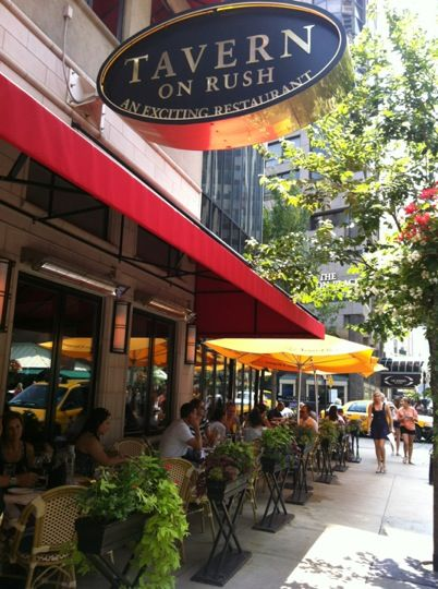 Tavern On Rush Gold Coast Chicago Il Chicago Travel Chicago Neighborhoods Tavern