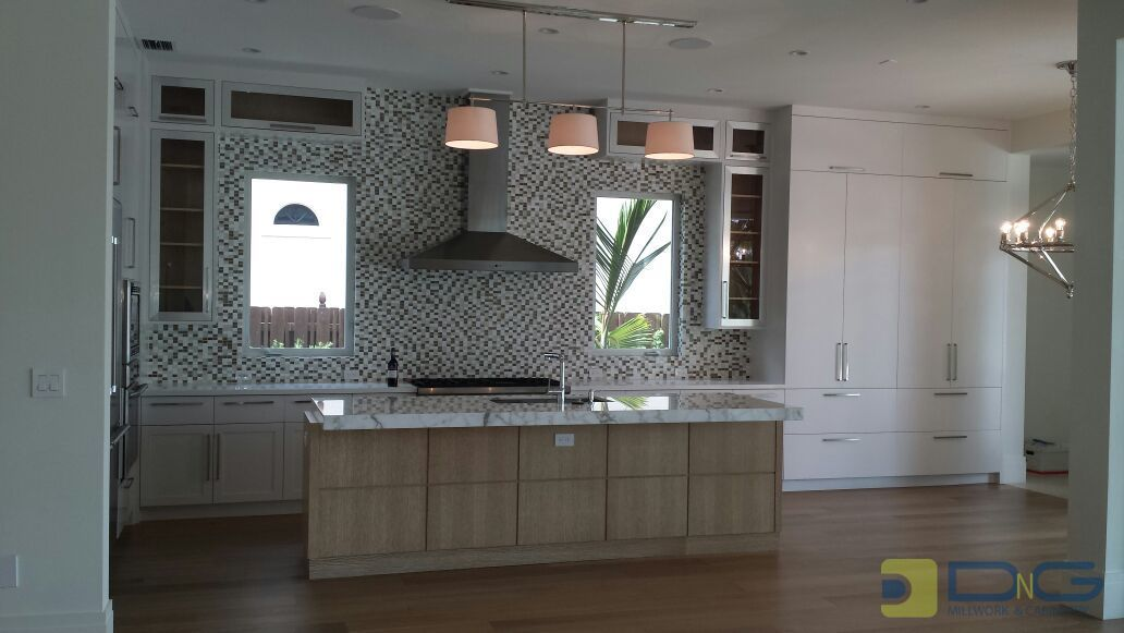 Pin By Dng Millwork Cabinetry Llc On Kitchens Custom ...
