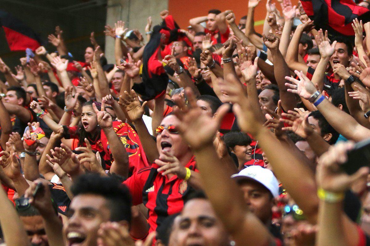 Tweets com conteúdo multimídia por Sport Club do Recife
