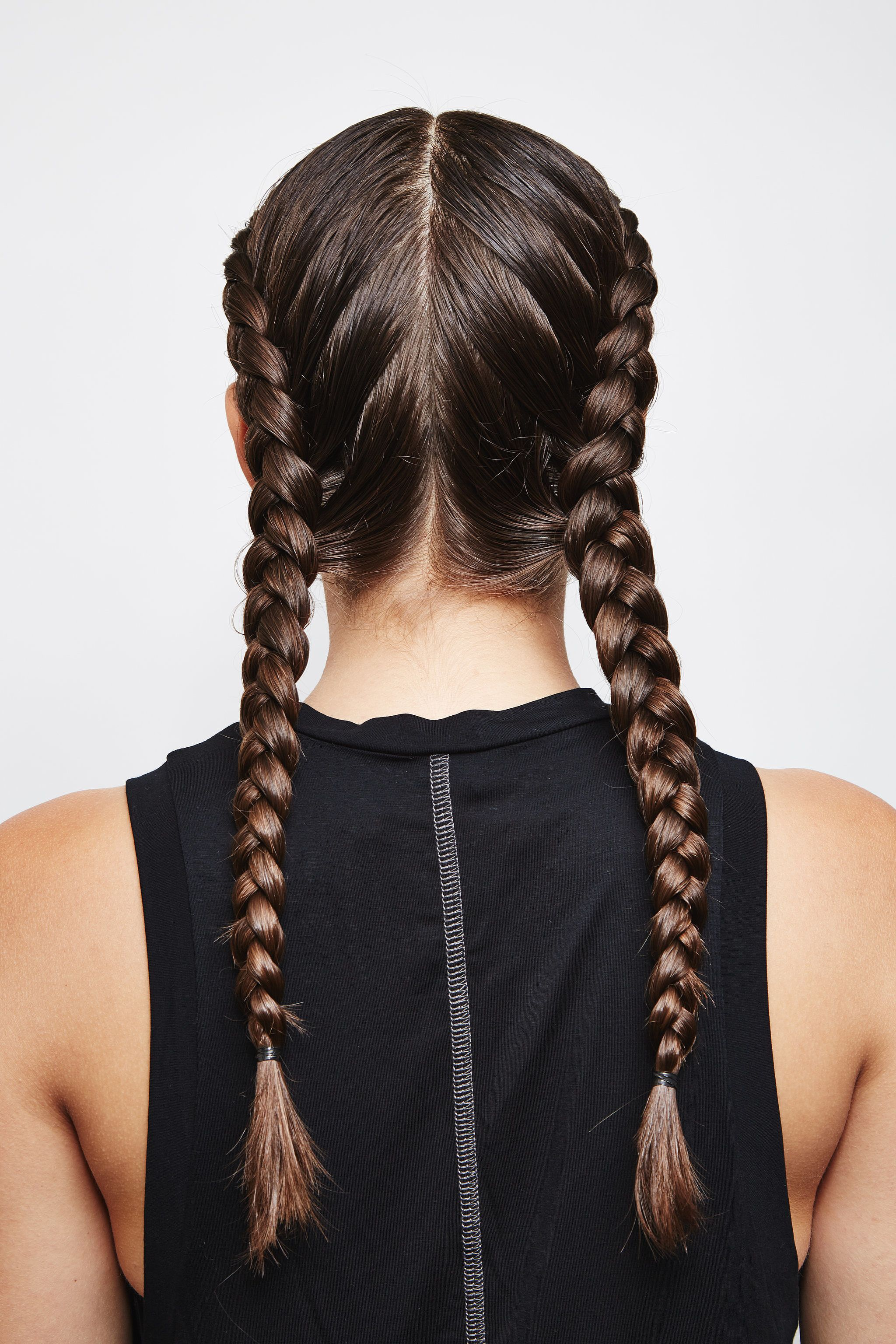 Why Exactly Is It Called A French Braid Two Braid Hairstyles French Braid Hairstyles Hair Styles