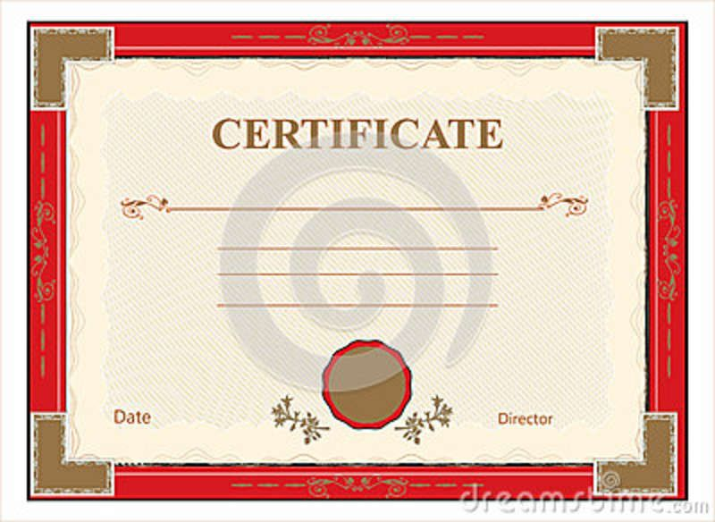 Free Printable Business Certificate Templates Certificate - free business certificate templates