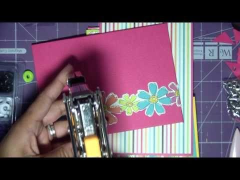 ▶ Very Simple Envelope Mini Album, Part 4 - YouTube