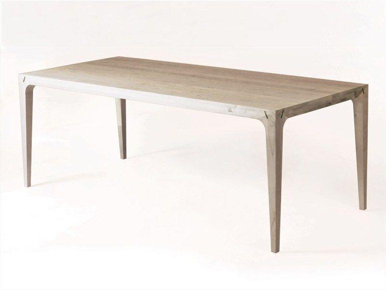 Wohnzimmertisch ahorn ~ Tisch aus ahorn kollektion pegas by artisan design salih