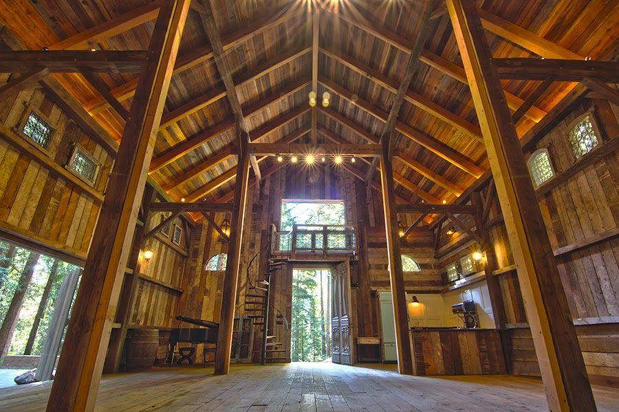 Custom Barn Builders of Wisconsin Portfolio | Wood Joiners ...