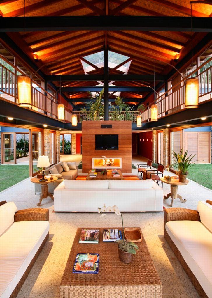 FAZENDA SANTO ANTONIO Barndominium / / Home DESIGNS in 2018
