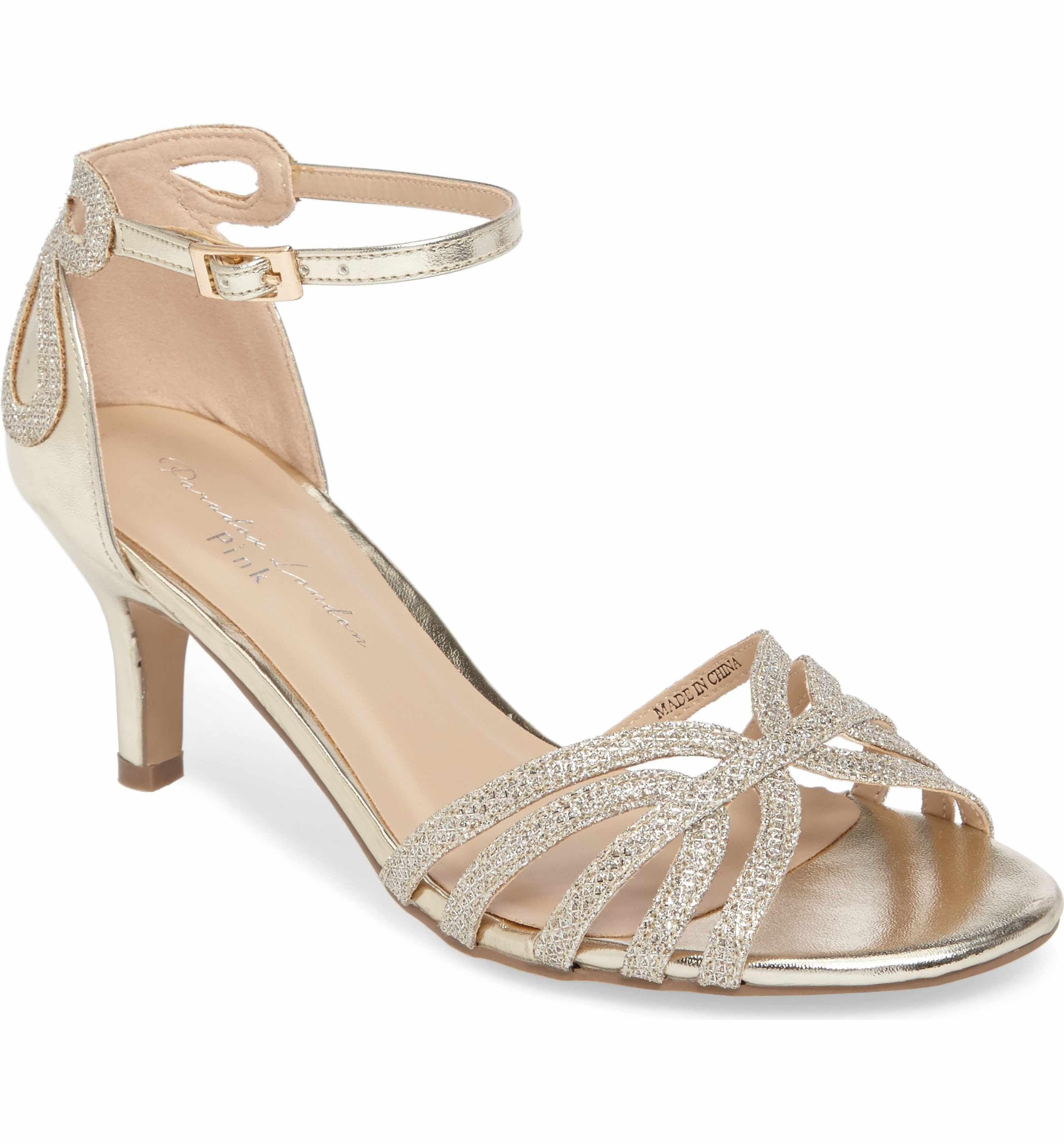 e0260e59f158 Main Image - pink paradox london Melby Ankle Strap Sandal (Women)