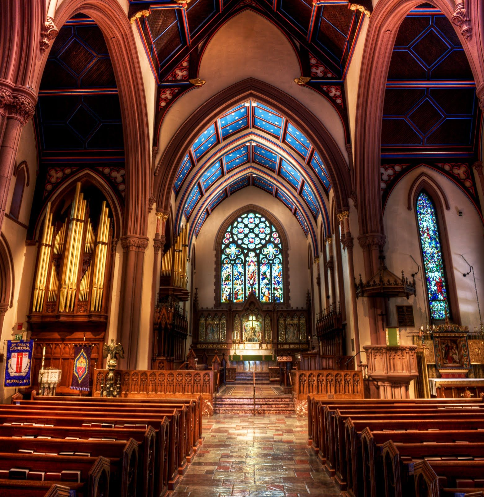 St Paul's Cathedral (128 Pearl Street Buffalo, NY 14202 ...