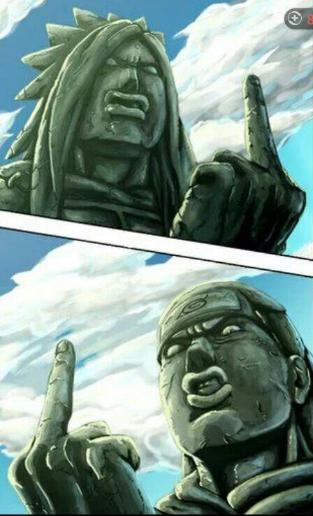 Aposto que foi o Tobirama que fez isso...