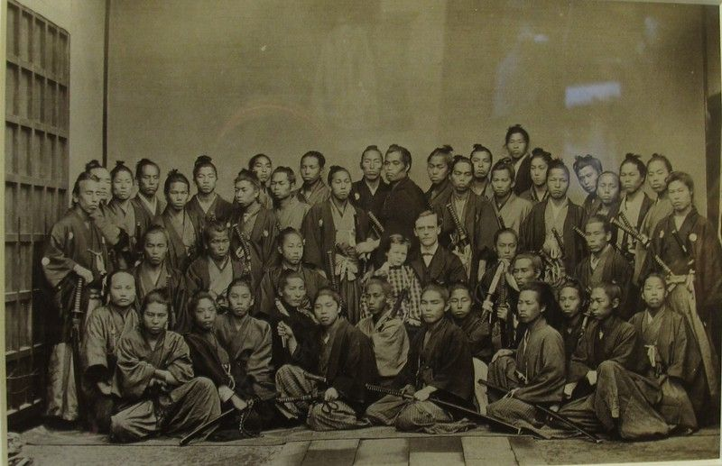 the meiji restoration of japan essay The purpose of this essay is to describe how a common form of communication— both in the written and spoken forms—came into existence in japan we will.