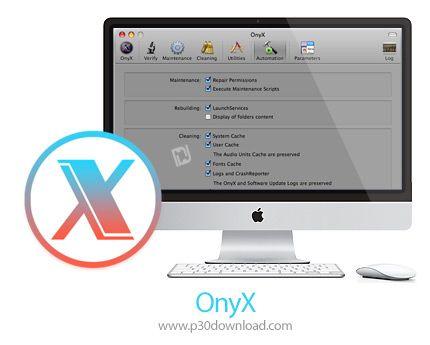 [مکینتاش] دانلود OnyX v3.2.0 MacOSX - نرم افزار بهینه سازی سیستم عامل برای مک