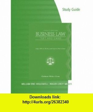 Study guide for clarksoncrossmillers business law text and cases study guide for clarksoncrossmillers business law text and cases legal fandeluxe Images