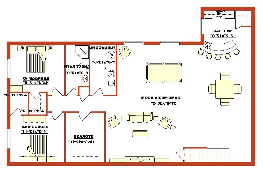 Basement Remodeling Ideas Finished Basement Layouts Floor Plans From Basement Remodeling Floor Pl Basement Remodeling Plans Basement Remodeling Basement Layout
