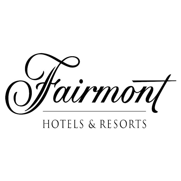 Top 10 hotels for health-minded travelers   Fairmont hotel, Fairmont, Hotel  logo