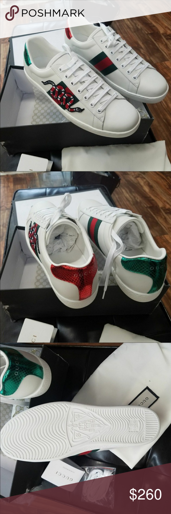 4609883b5 Gucci X Nmd. Authentic Gucci X Adidas Boost Nmd 17ss