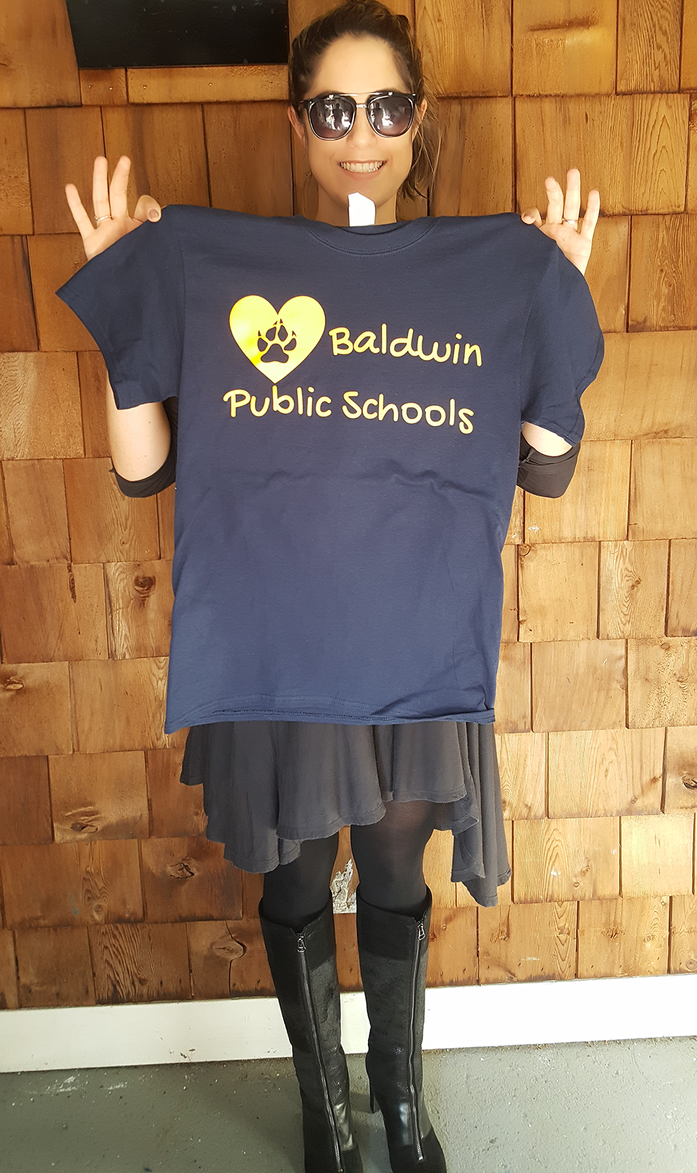 We Offer Incredible Low Prices On Custom Tees For Schools Boost