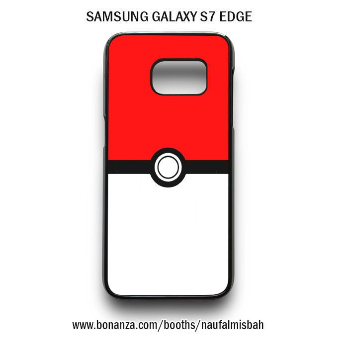 Pokemon Pokeball Samsung Galaxy S7 EDGE Case Cover