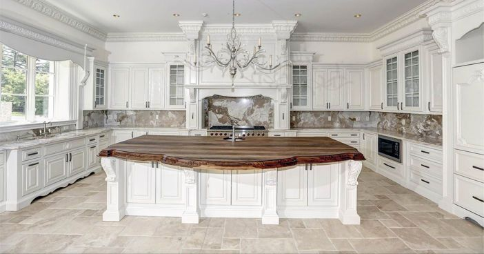 Kitchen Designers In Maryland Simple $118 Million Prestigious Mansion In Potomac Maryland 12  Granite Design Decoration