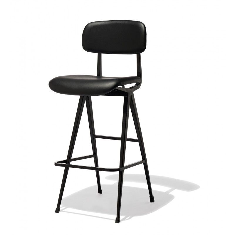 Unique Shop Stools with Back